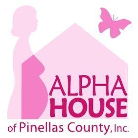 Alpha House of Pinellas County Inc Logo