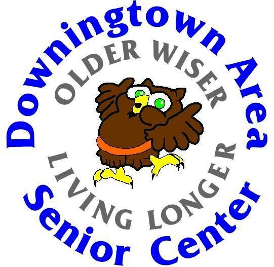 DOWNINGTOWN AREA SENIOR CENTER INC Logo