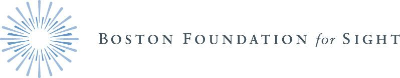 THE BOSTON FOUNDATION FOR SIGHT Logo