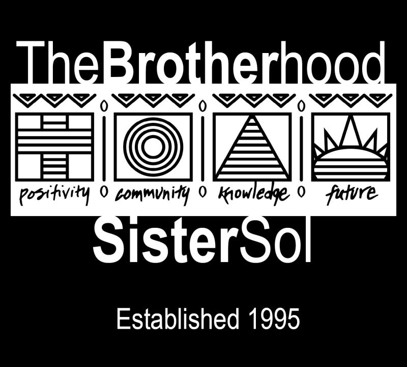 The Brotherhood/Sister Sol Logo