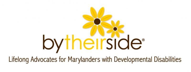 By Their Side Logo