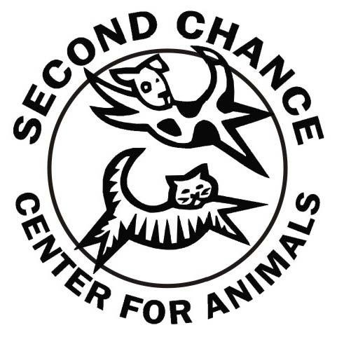 Second Chance Center For Animals Logo