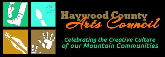 HAYWOOD COUNTY ARTS COUNCIL INC Logo