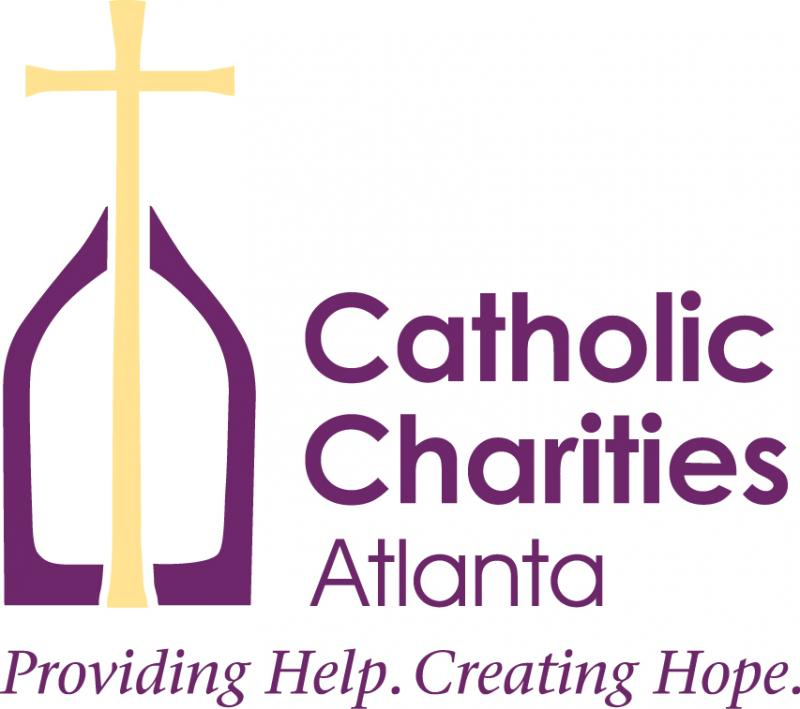Catholic Charities of the Archdiocese of Atlanta, Inc. Logo