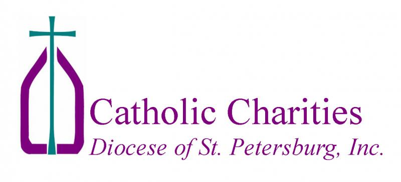 Catholic Charities Diocese of St. Petersburg, Inc. Logo