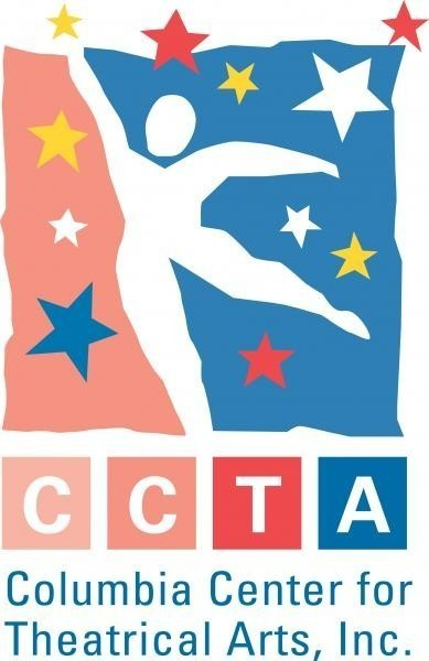Columbia Center for Theatrical Arts (CCTA) Logo