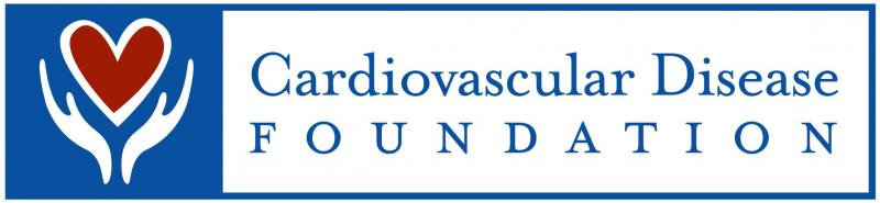 Cardiovascular Disease Foundation Logo
