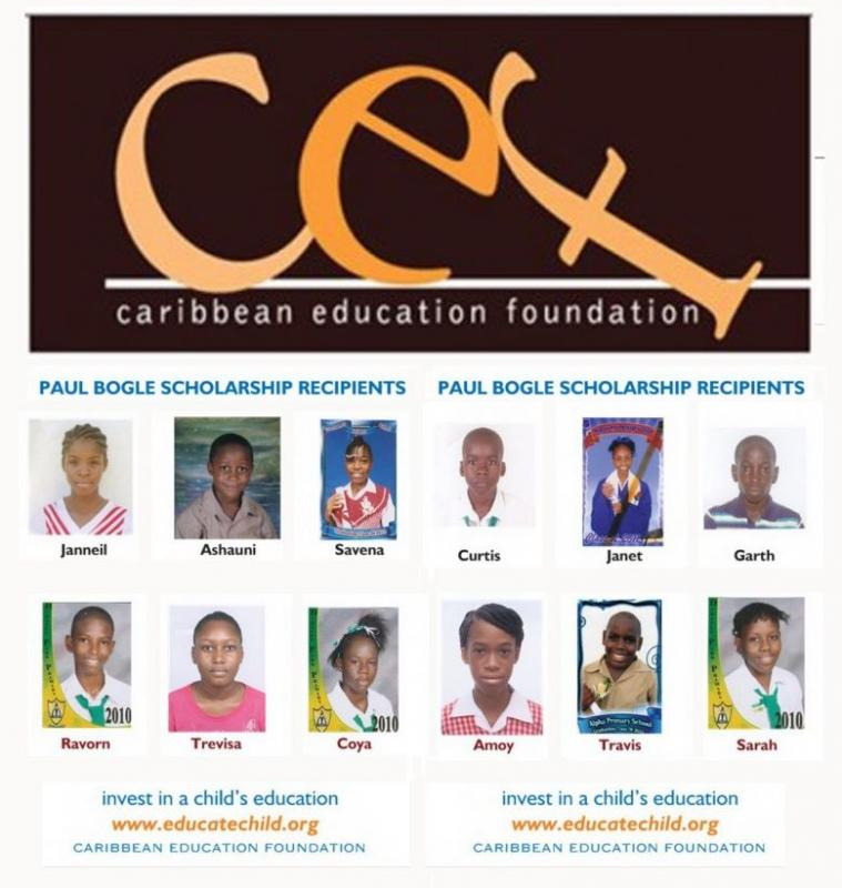 Caribbean Education Foundation - CEF Logo