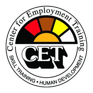 Center for Employment Training - CET Logo