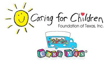 Caring for Children Foundation of Texas Inc Logo