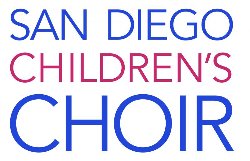 San Diego Children's Choir Logo