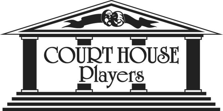 The Court House Players Logo