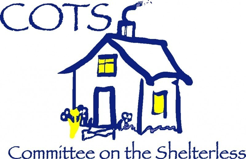 Committee on the Shelterless Logo