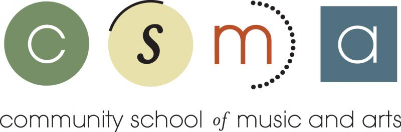 Community School of Music and Arts Logo