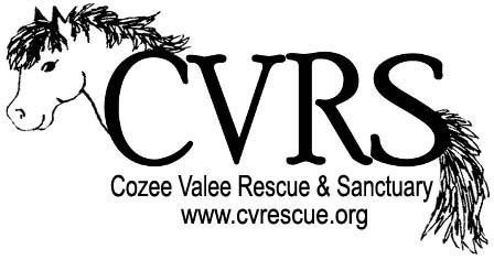Cozee Valee Rescue & Sanctuary Logo