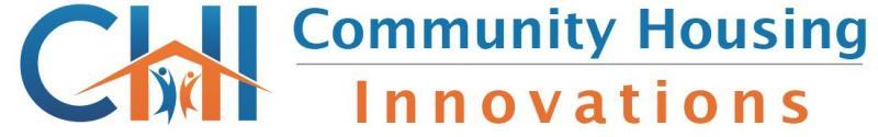 Community Housing Innovations, Inc. Logo