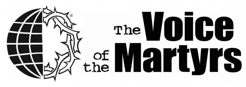 Voice of the Martyrs Inc Logo