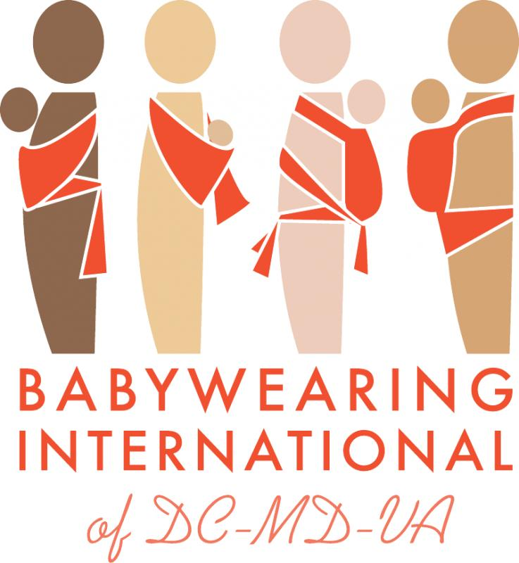 BABYWEARING INTERNATIONAL of DC-MD-VA Logo