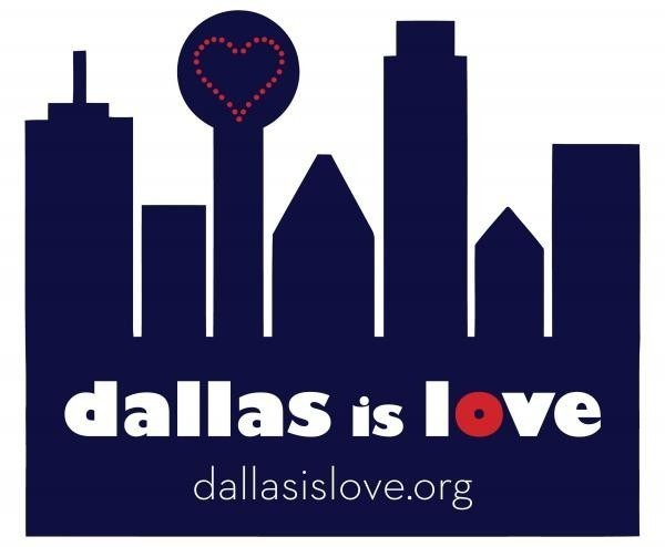 Dallas is Love Logo
