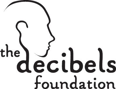 The Decibels Foundation Logo