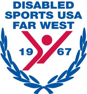 Disabled Sports USA Far West Logo
