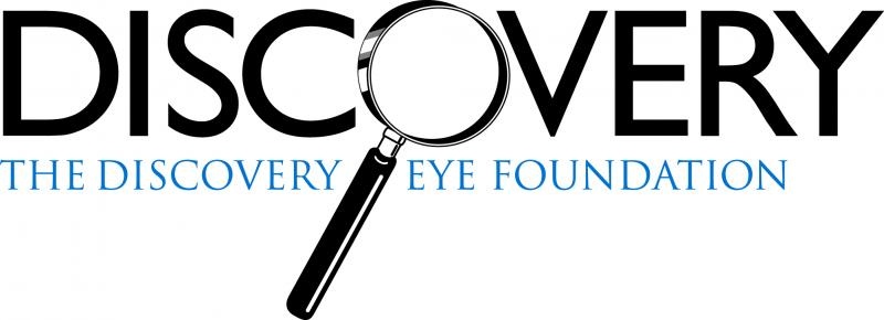 Discovery Eye Foundation Logo