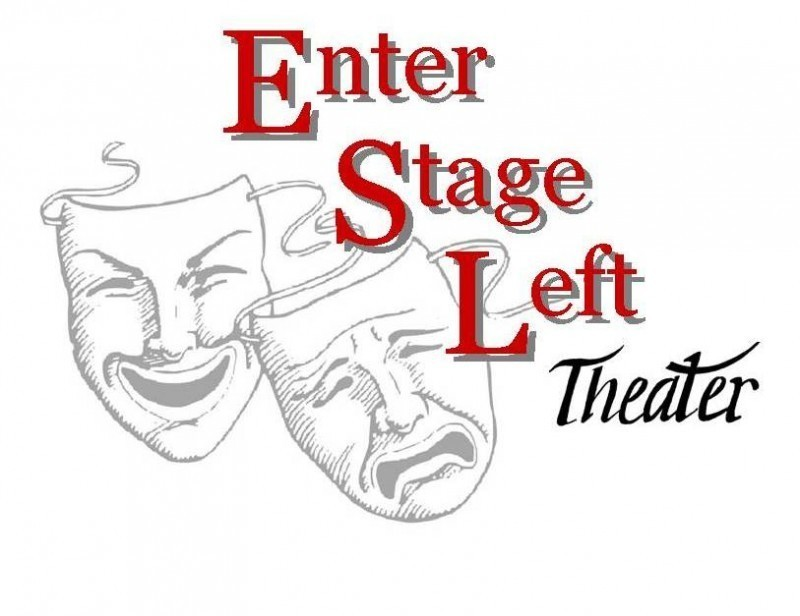 Enter Stage Left Theater, Inc. Logo