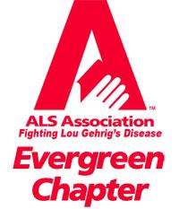 ALS Association Evergreen Chapter Logo
