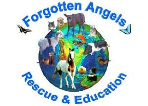 Forgotten Angels Rescue & Education Center Inc. Logo