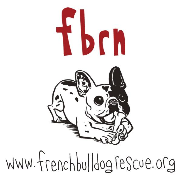 French Bulldog Rescue Network a Nonprofit Corporation Logo