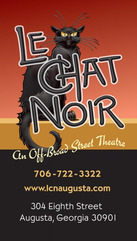 Le Chat Noir, Inc. Logo