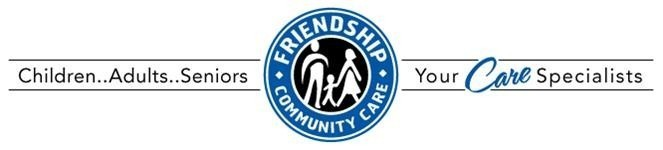 Friendship Community Care Logo