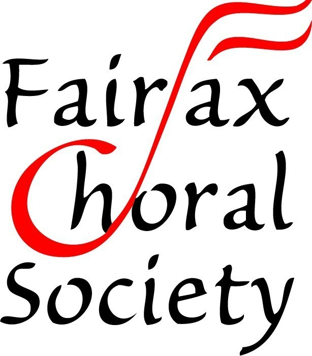 Fairfax Choral Society, Inc. Logo