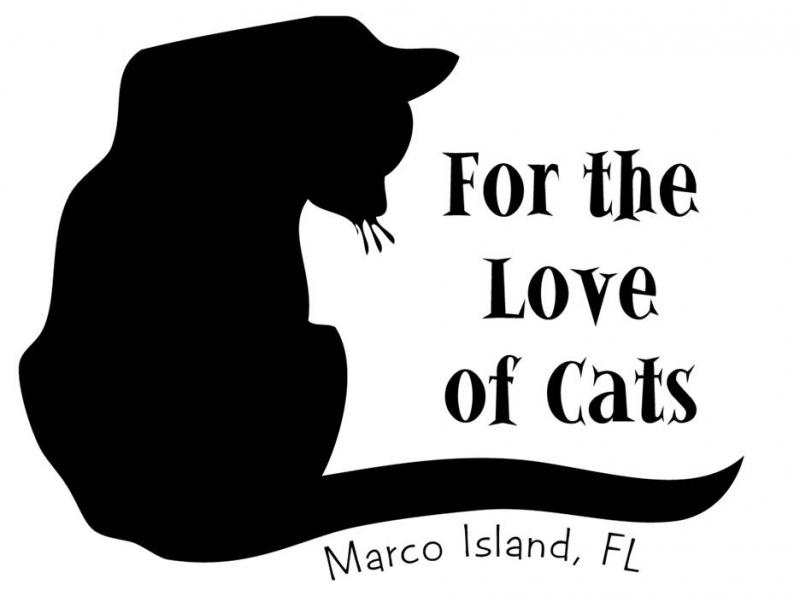 For The Love Of Cats Inc Logo