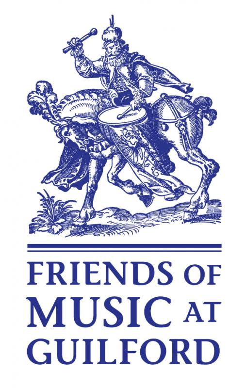 Friends of Music at Guilford, Inc. Logo