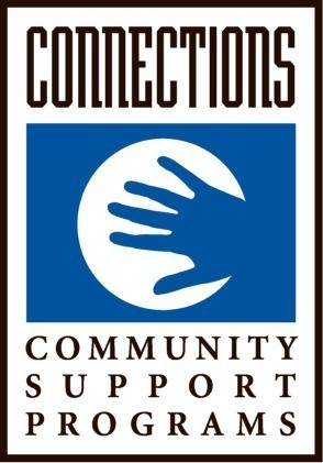 Connections Community Support Programs Inc Logo