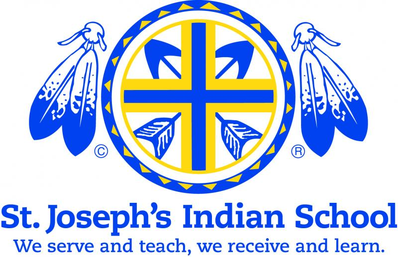 St. Joseph's Indian School Logo