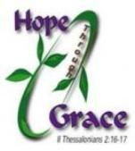 HOPE THROUGH GRACE INC
