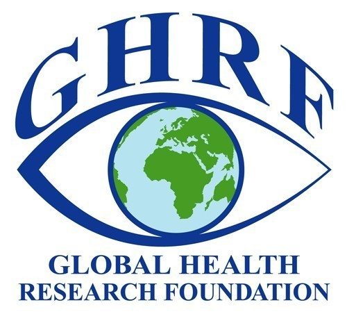 GLOBAL HEALTH RESEARCH FOUNDATION Logo