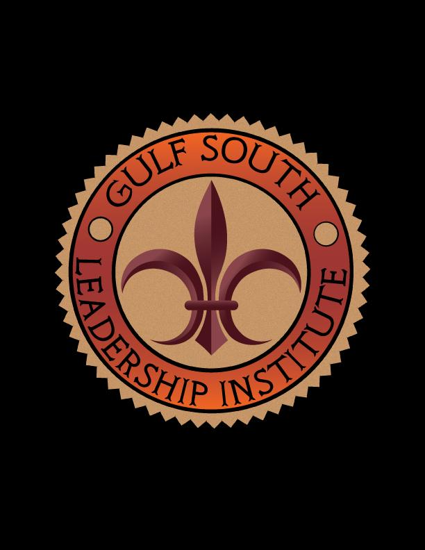 GULF SOUTH LEADERSHIP INSTITUTE Logo