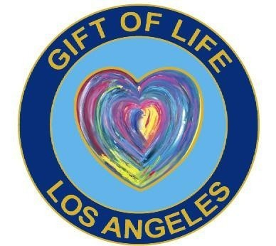 Gift of Life Los Angeles Logo