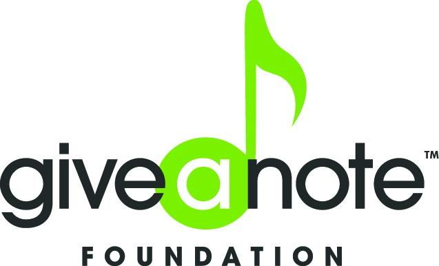 Give A Note Foundation Logo