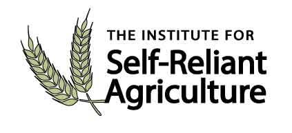 THE INSTITUTE FOR SELF RELIANT AGRICULTURE Logo