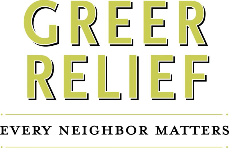 Greer Relief & Resources Agency Logo