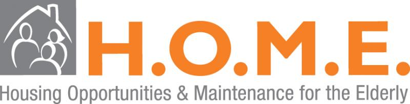 Housing Opportunities and Maintenance for the Elderly Logo