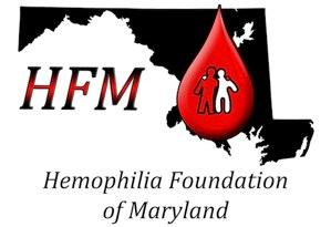 HEMOPHILIA FOUNDATION OF MARYLAND INC Logo