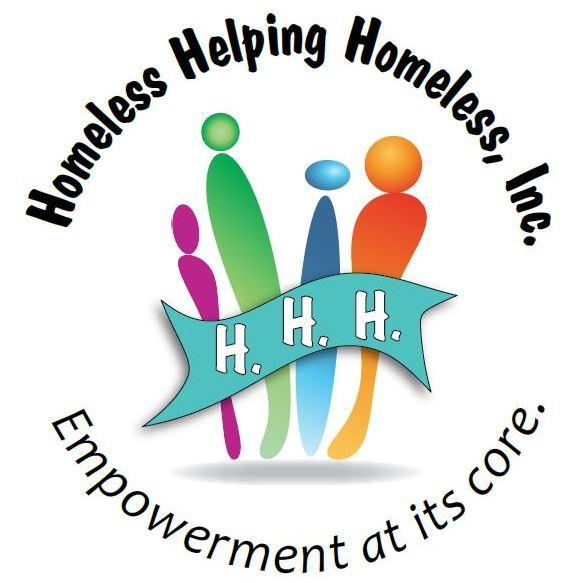 Homeless Helping Homeless, Inc Logo