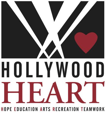 Hollywood HEART Logo