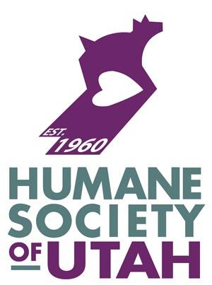 Humane Society of Utah Logo