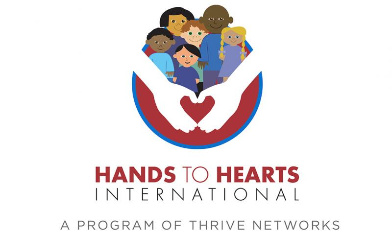 Hands To Hearts International Logo